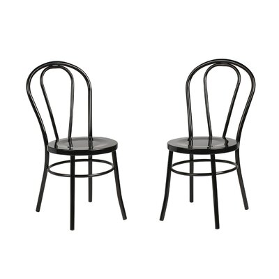 Kate and Laurel Modern Metal Side Chair (..