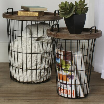 Kate and Laurel Tenby End Table