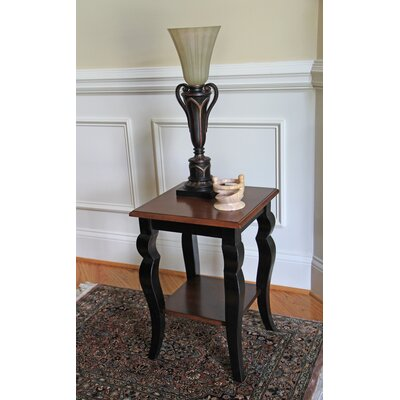 Carolina Accents Grant End Table