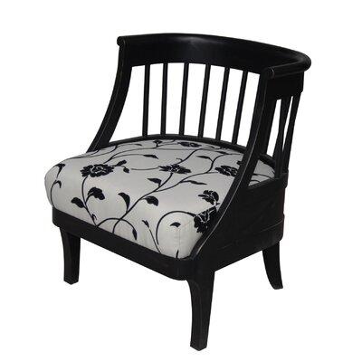 Carolina Accents Tiffany Fabric Side Chair