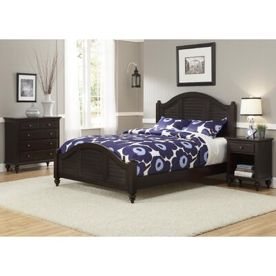 Breakwater Bay Kenduskeag Panel 3 Piece Bedroom Set