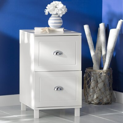 Breakwater Bay Greylag 2 Drawer Filing Cabinet