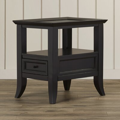 Breakwater Bay Amesbury Drawer End Table