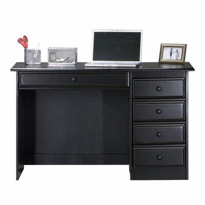 Breakwater Bay Meredith Computer Desk with Single Pedestal