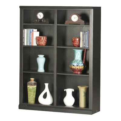 Breakwater Bay Meredith Double Wide Standard Bookcase