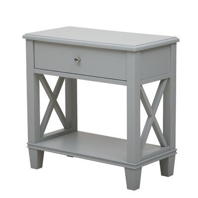 Breakwater Bay 1 Drawer End Table
