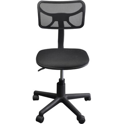 Urban Shop Mid-Back Mesh Task Chair