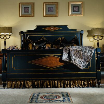 Eastern Legends Regency King Platform Bed