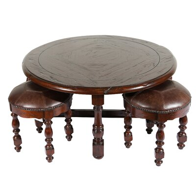 Eastern Legends 5 Piece Coffee Table Set
