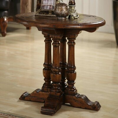 Eastern Legends End Table