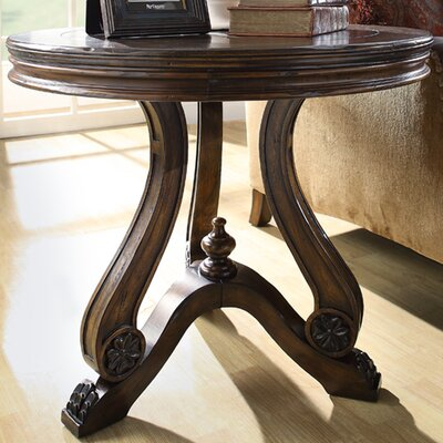 Eastern Legends Tuscano End Table