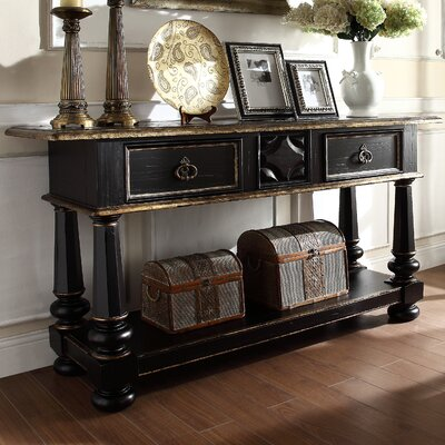 Eastern Legends Aspen Road Console Table