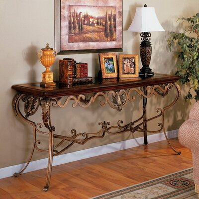 Eastern Legends Venitian Console Table