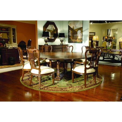 Eastern Legends Monte Bianca Dining Table