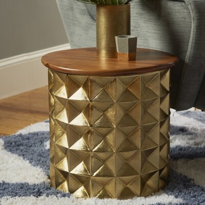 Eastern Legends Accents Occasional End Table