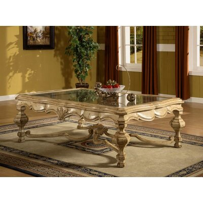 Eastern Legends French Quarter Rectangular Coffee Table
