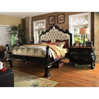 Eastern Legends Liege Eastern King Panel Customizable Bedroom Set