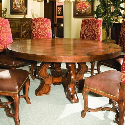 Eastern Legends Monterey Round Dining Table