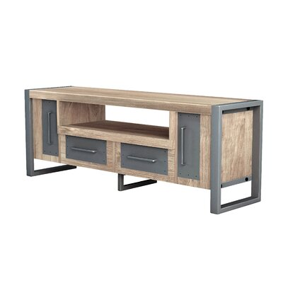 ASTA Home Furnishing Industrial Console Table
