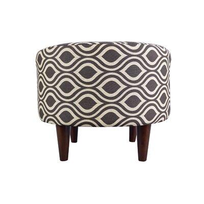 MJL Furniture Sophia Nicole Round Ottoman