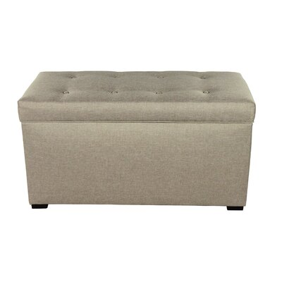 MJL Furniture Sachi Upholstered Storage B..