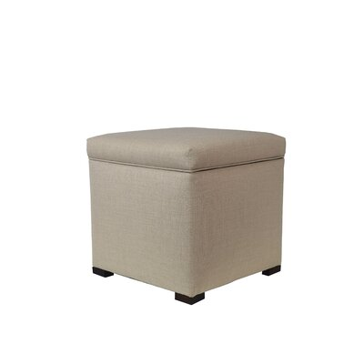 MJL Furniture Sachi Storage Ottoman