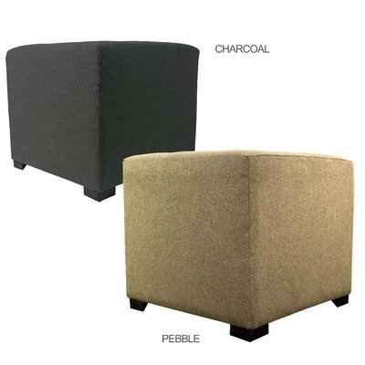 MJL Furniture Merton Allure Cube Ottoman