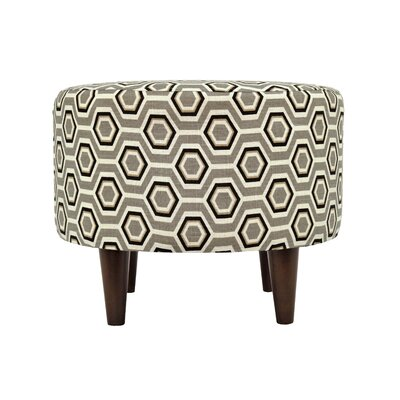 MJL Furniture Cott Ashton Sophia Round Standard Ottoman