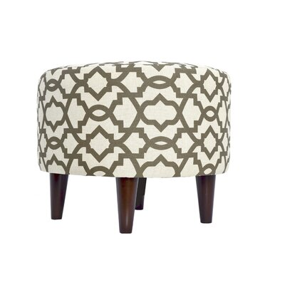 MJL Furniture Sheffield Upholstered Ottoman