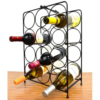 Superiore Livello Napoli 12 Bottle Tabletop Wine..