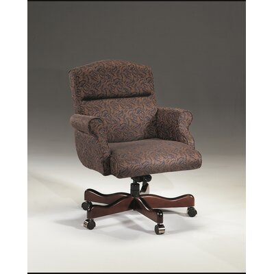 Triune Business Furniture Low-Back Executive Chair