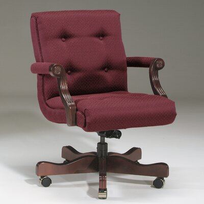Triune Business Furniture Low-Back Exe..
