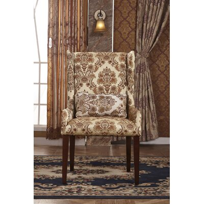 Corzano Designs Classic Wingback Chair