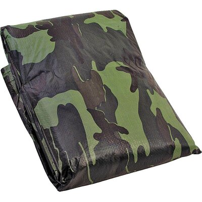 Mintcraft camouflage tarp for Camo chaise lounge