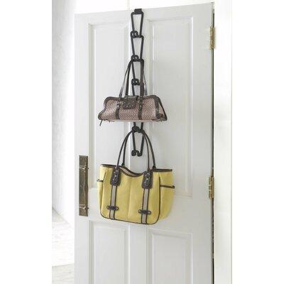 Superb Yamazaki USA Overdoor Bag Hanger U0026 Reviews | Wayfair