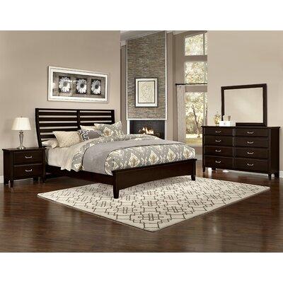Virginia House Commentary Platform Customizable Bedroom Set