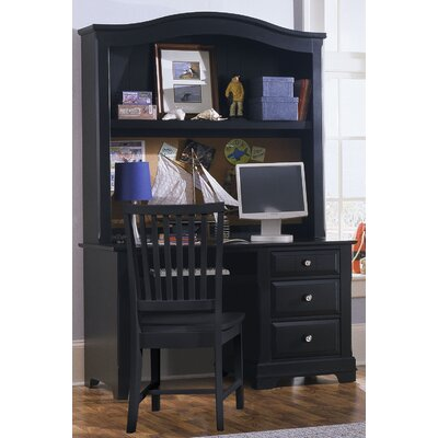 Darby Home Co Courtdale 3-Piece Standard Desk Office Suite