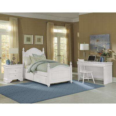 Virginia House French Market Panel Customizable Bedroom Set