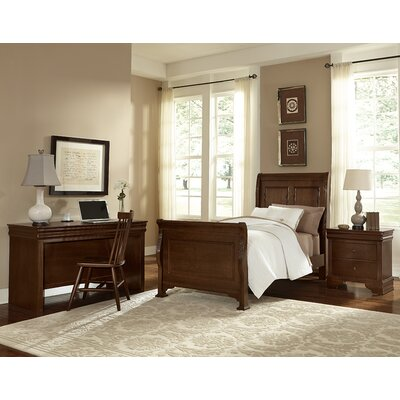 Virginia House French Market Sleigh Customizable Bedroom Set