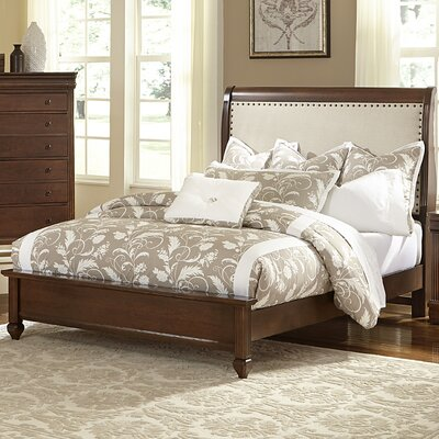 Virginia House French Market Sleigh Bed