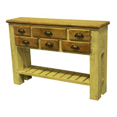 The Urban Port Adorable Console Table