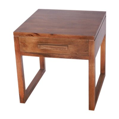 The Urban Port Alluring End Table