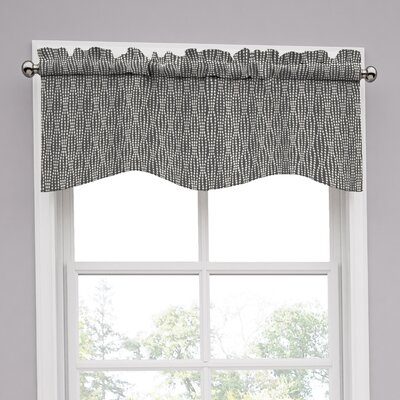 Traditions By Waverly Strands 52 Quot Curtain Valance