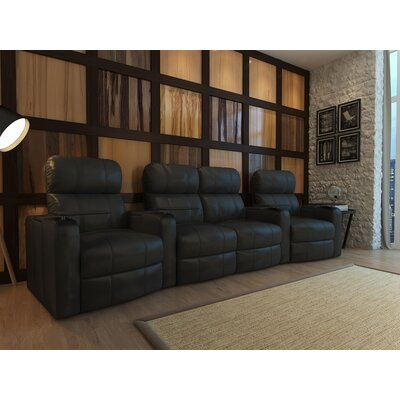 Octane Seating Turbo XL700 Home Theater Loveseat (Row of 4)