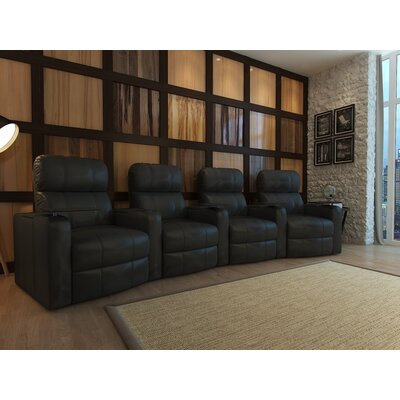 Octane Seating Turbo XL700 Home Theater Recliner (Row of 4)