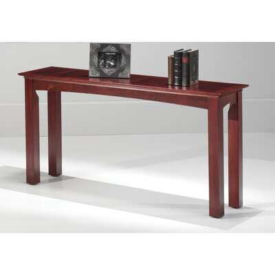 Flexsteel Contract Del Mar Console Table