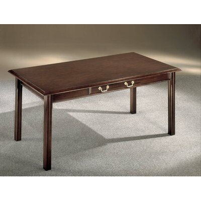 Flexsteel Contract Governor's Table Writing Desk