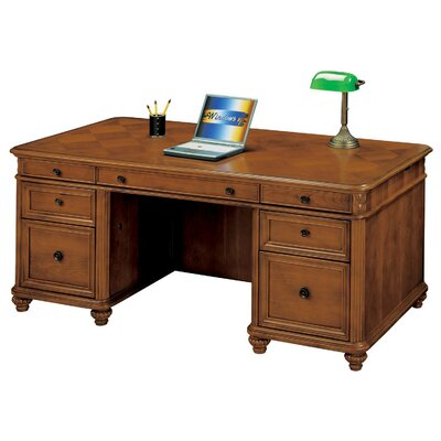 Red Barrel Studio Buckeye Executive Desk