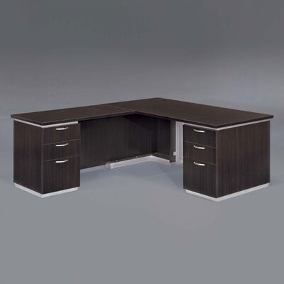 Flexsteel Contract Pimlico Left L-Shape Executive Desk