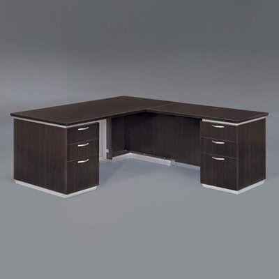 Flexsteel Contract Pimlico Right L-Shape Executive Desk